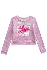 Vic&Vicky Conj Inf Fem Ml 40608 Cor Rosa