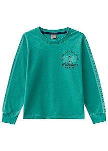 Brandili Conj Calca Jeans Infantil Masculina 53140 Cor Verde