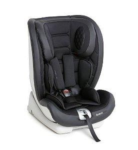 Galzerano Cadeira Para Carro Dzieco Techno Fix D803 Cor Preto