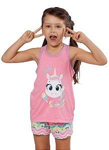 Puket Pijama 030402032 Cor Rosa