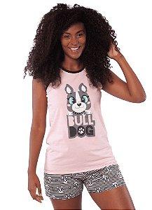 Puket Pijama 030602171 Cor Rosa