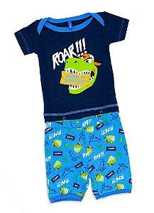 Puket Pijama 030200546 Cor Azul