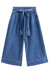 Infanti Calça Jeans Inf Fem 40186 Cor Jeans