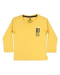Banana Danger Camiseta Inf Masc Ml 43209 Cor Amarelo