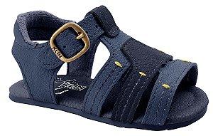 Klin Sandalia  Inf Masc 515.145000 Cor Azul Marinho