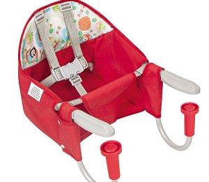 Tutti Baby Cadeira Papa 01005 Cor Vermelho