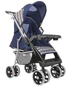 Tutti Baby Carrinho De Bebe 03900 Cor Azul