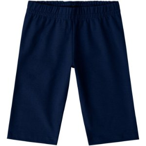 Kyly Bermuda Inf Fem Cotton 106.315 Cor Azul Marinho