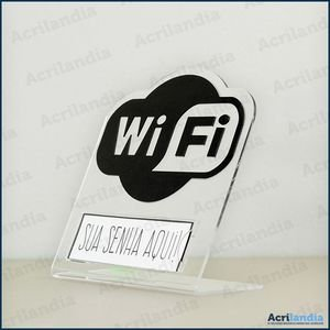 PLACA DE WIFI DISPLAY EM L