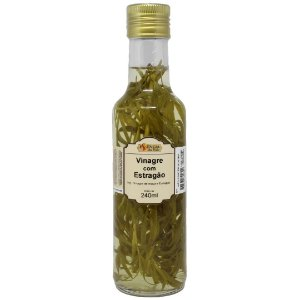 Vinagre Aromatizado com Estragão 240ml