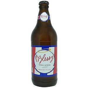 Cerveja Artesanal Bless American Pilsen | 600ml