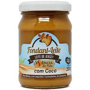 Fondant de Leite com Coco Diet Sem Adição de Açúcar 200g