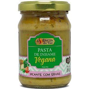Pasta Vegana Picante com Ervas Essência do Vale 160g