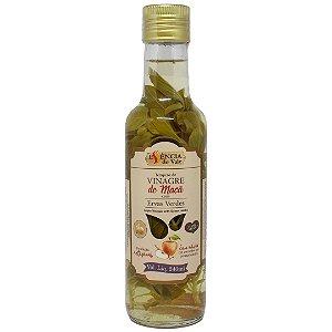 Vinagre Aromatizado com Ervas Verdes 240ml