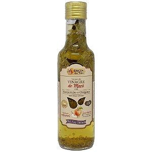 Vinagre Aromatizado com Manjericão e Orégano 240ml