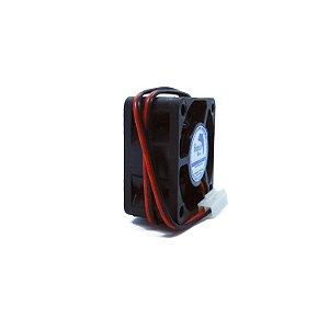 Micro ventilador DC Fan 40x40x20mm 12V Média Rotação Ball/Rolamento | Botto Brazil