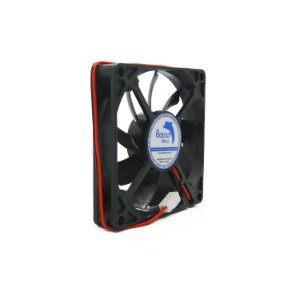 Micro ventilador DC Fan 80x80x15mm 12V Alta Rotação Sleeve/Bucha | Botto Brazil