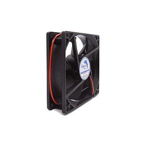 Micro ventilador DC Fan 92x92x25mm 12V Alta Rotação Sleeve/Bucha | Botto Brazil