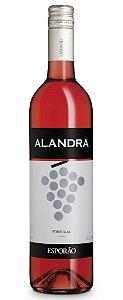 Vinho rosé Alandra Esporão
