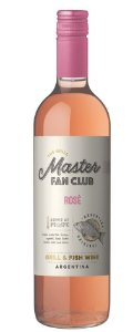 Vinho Rosé The Grill Master Fan Club