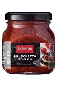 Bruschetta Tomate Seco Gourmet 140g La Pastina