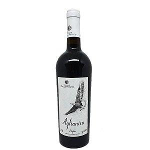 Vinho tinto Agliânico IGP Colle Petrito
