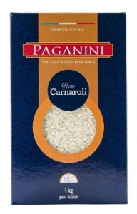 Arroz Carnaroli Paganini 1kg