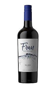 Vinho tinto malbec Fran Nieto Senetiner
