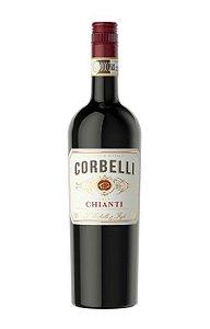 Vinho tinto Chianti DOCG Corbelli