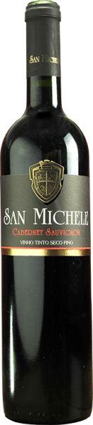 Vinho tinto Riserva Cabernet Sauvignon San Michele