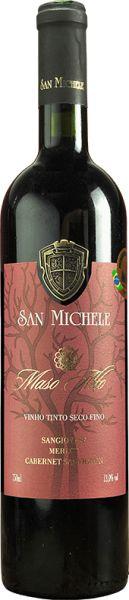 Vinho tinto Maso Alto San Michele