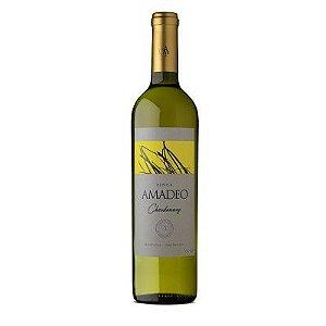 Vinho branco Chardonnay Amadeo