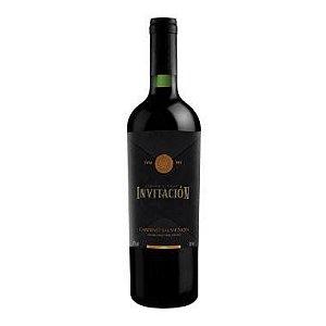 Vinho tinto Cabernet Sauvignon Reserva Invitación