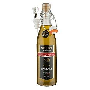 Azeite de Oliva Grezzo Naturale Não Filtrado Paganini 500ml