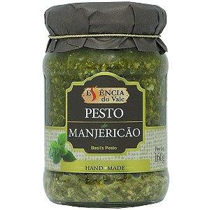 Pesto de Manjericão 160g Essência do Vale