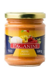Pesto Calabrese 180g Paganini