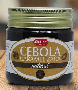 Cebola Caramelizada Natural 250g Liam