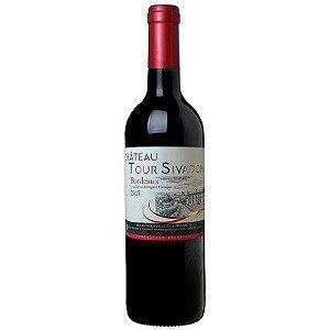 Vinho tinto Chateau Tour Sivadon Bourdeaux