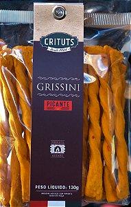 Grissini Artesanal Picante 130g Crituts