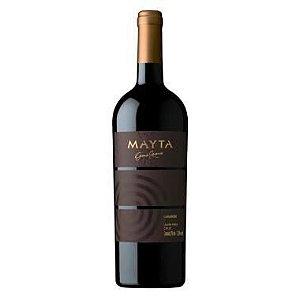Vinho tinto Mayta Gran Reserva Carmènère