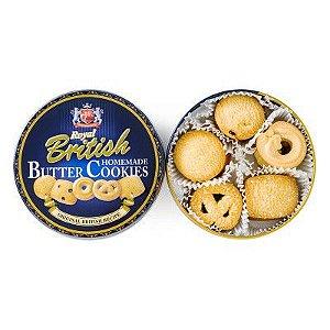 Biscoitos Amanteigados lata 114g