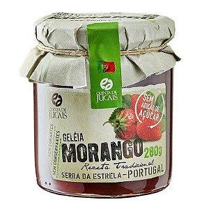 Geleia de Morango sem açúcar 280g Quinta dos Jugais