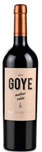 Vinho tinto Malbec Roble Goye