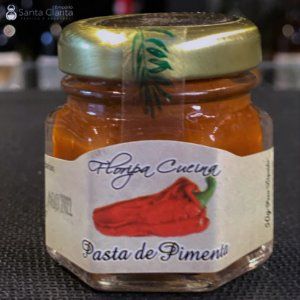 Mini Pasta Artesanal de Pimenta 50g Floripa Cuccina