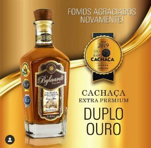 Cachaça Extra Premium 750ml Bylaardt