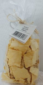 Snack tipo Crostini sabor Cebola 100g