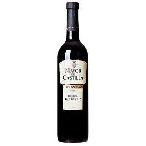 Vinho tinto Tempranillo Mayor de Castilla Ribera el Duero