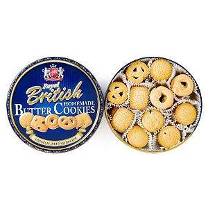 Biscoitos Amanteigados lata 340g