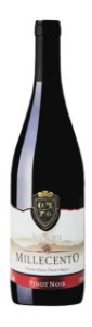 Vinho tinto Pinot Noir Milecento San Michele