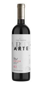 Vinho tinto Arte 2 Fruité Marselan e Malbec Casa Valduga